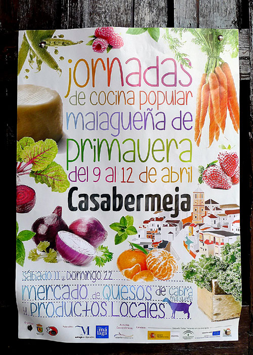 Casabermeja Traditional Cooking Days